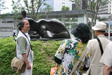 FDL&福岡市都市景観室 10月景観ガイドツアー【パブリックアートツアー】