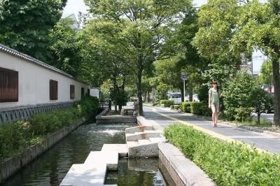 福岡景観ガイドツアー 10月【唐人町・今川】―唐津街道を歩く